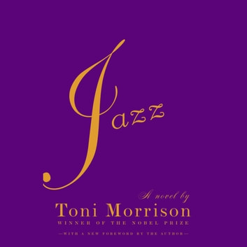 Jazz audiobook by Toni Morrison