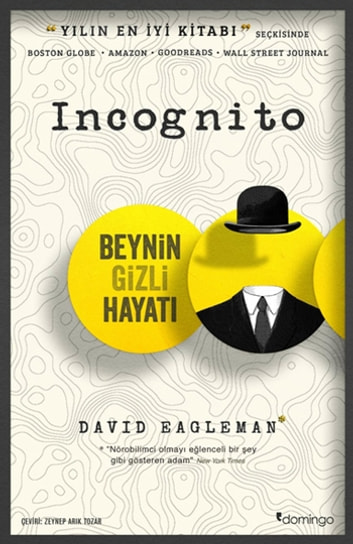 Incognito - Beynin Gizli Hayatı ebook by David Eagleman