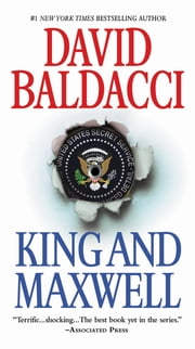 King and Maxwell ebook by David Baldacci