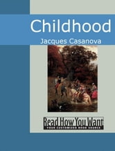 Childhood ebook by Jacques Casanova