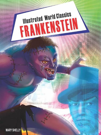 Frankenstein ebook by Mary Shelly