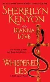 Whispered Lies ebook by Sherrilyn Kenyon,Dianna Love