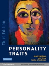 Personality Traits ebook by Gerald Matthews,Ian J. Deary,Martha C. Whiteman