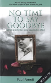 No Time to Say Goodbye ebook by Paul Arnott
