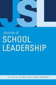 JSL Vol 24-N3 ebook by JOURNAL OF SCHOOL LEADERSHIP