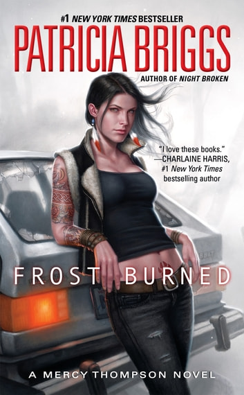 Frost Burned ebook by Patricia Briggs
