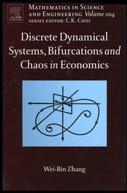 Discrete Dynamical Systems, Bifurcations and Chaos in Economics ebook by Wei-Bin Zhang