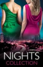 Nights Collection: The Virgin's Secret / The Devil's Heart / Pleasured in the Playboy's Penthouse / Daring in the Dark / Share the Darkness / Tall Dark Defender / Undercover Wife (Mills & Boon e-Book Collections) ekitaplar by Abby Green, Lynn Raye Harris, Natalie Anderson,...