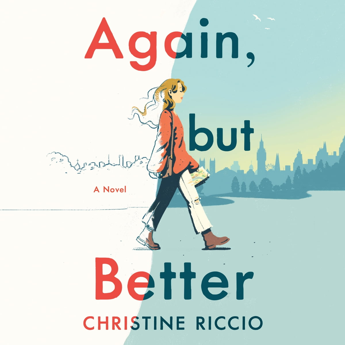 Again, but Better audiobook by Christine Riccio - Rakuten Kobo