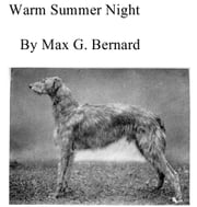 Warm Summer Night ebook by Max G. Bernard