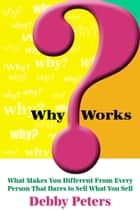 WhyWorks™: What Makes You Different From Every Person That Dares to Sell What You Sell ebook by Debby Peters