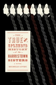 The True and Splendid History of the Harristown Sisters - A Novel ebook by Michelle Lovric
