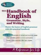 REA's Handbook of English Grammar, Style, and Writing ebook by The Editors of REA