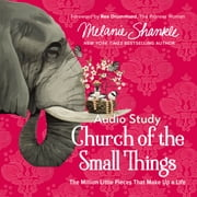 Church of the Small Things Audio Study - Making a Difference Right Where You Are audiobook by Melanie Shankle