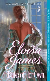 A Duke of Her Own ebook by Eloisa James