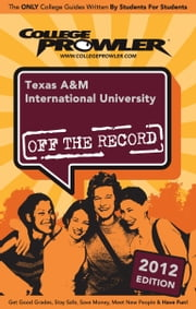Texas A&M International University 2012 ebook by Rudolph Duran