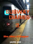 Subway Diaries 3: she likes it bigger ebook by Jaime Dix