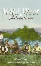 WILD WEST ADVENTURES – Boxed Set: 9 Western Classics in One Volume (Illustrated) - The Girl at the Halfway House, The Law of the Land, Heart's Desire, The Way of a Man, 54-40 or Fight, The Man Next Door, The Magnificent Adventure, The Sagebrusher & The Covered Wagon eBook by Emerson Hough, Arthur I. Keller, N. C. Wyeth