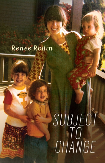 Subject to Change ebook by Renee Rodin