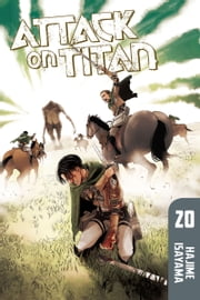 Attack on Titan - Volume 20 ebook door Hajime Isayama