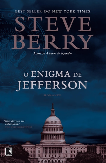 O enigma de Jefferson ebook by Steve Berry