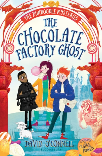 The Chocolate Factory Ghost ebook by 1 David O'Connell