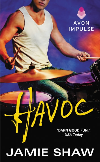 Havoc - Mayhem Series #4 ebook by Jamie Shaw