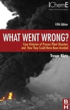 What Went Wrong? ebook by Trevor Kletz