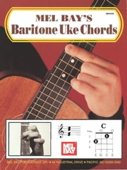 Baritone Uke Chords ebook by Mel Bay