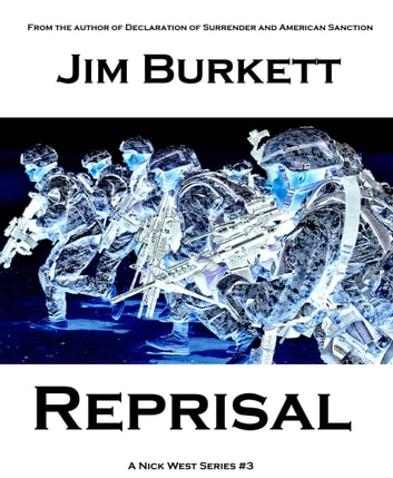 Reprisal ebook by Jim Burkett