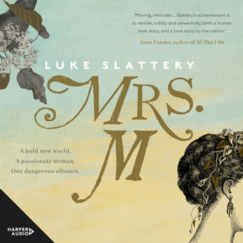 Mrs. M audiobook by Luke Slattery