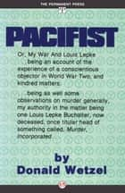 Pacifist ebook by Donald Wetzel