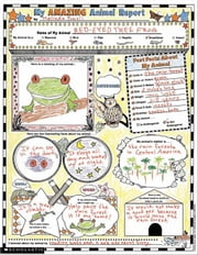 Instant Personal Poster Sets: My Amazing Animal Book Report: 30 Big Write-and-Read Learning Posters Ready for Kids to Personalize and Display With Pri ebook by Garfield, Valerie