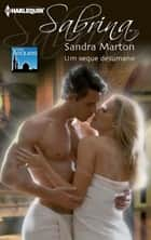 Um xeque desumano ebook by Sandra Marton