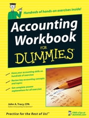 Accounting Workbook For Dummies ebook by John A. Tracy