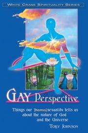 Gay Perspective: Things Our [Homo]sexuality Tells Us about the Nature of God and the Universe ebook by Toby Johnson