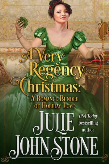 A Very Regency Christmas ebook by Julie Johnstone