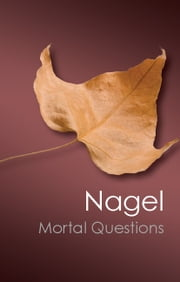 Mortal Questions ebook by Thomas Nagel