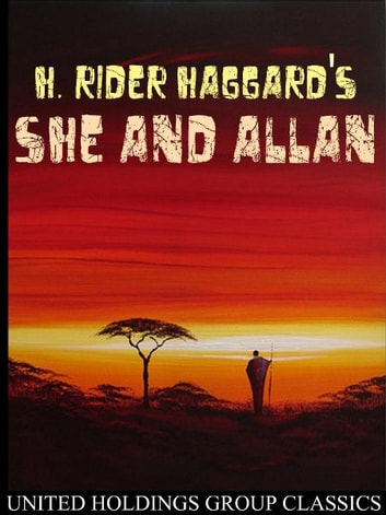 She and Allan ebook by Henry Rider Haggard