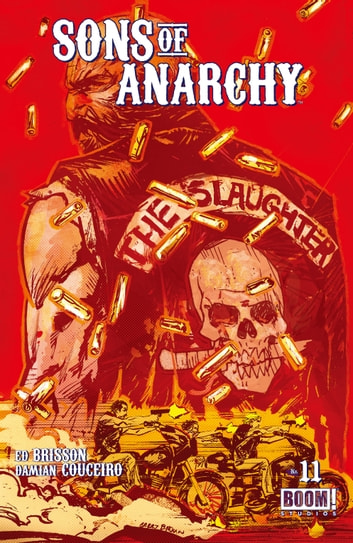 Sons of Anarchy #11 ebook by Ed Brisson,Damian Couceiro