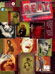 Rent (Songbook) - Pro Vocal Mixed Edition Volume 3 ebook by Jonathan Larson