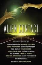 Alien Contact ekitaplar by Marty Halpern