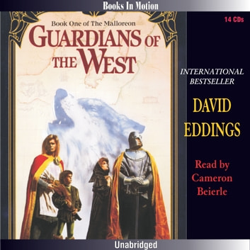 Guardians of the West audiobook by David Eddings