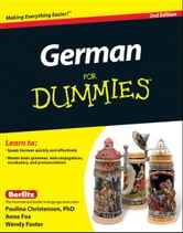German For Dummies, (with CD) ebook by Paulina Christensen,Anne Fox,Wendy Foster