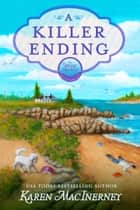 A Killer Ending - A Seaside Cottage Books Cozy Mystery ebook by