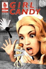Girl Candy Vol. 1 - A Giantess Fantasy ebook by GCC