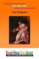 On The Eve ebook by Turgenev Ivan