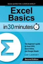 Excel Basics In 30 Minutes (2nd Edition) ebook by Ian Lamont