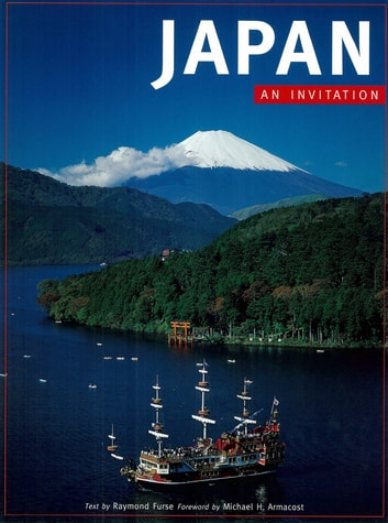 Japan An Invitation ebook by Raymond Furse