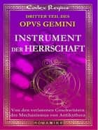 Instrument der Herrschaft ebook by Codex Regius